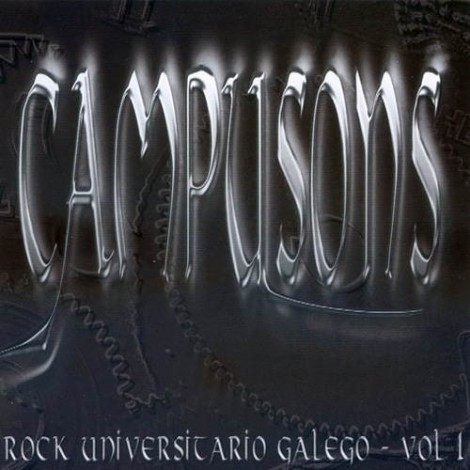 Campusons, Rock Universitario Galego Vol. 1