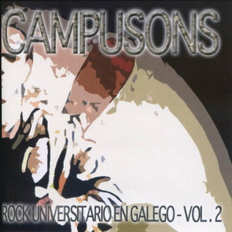 Campusons, Rock Universitario Galego Vol. 2